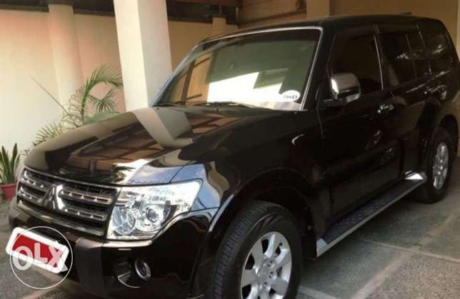 2010 Mitsubishi Pajero full option for sale