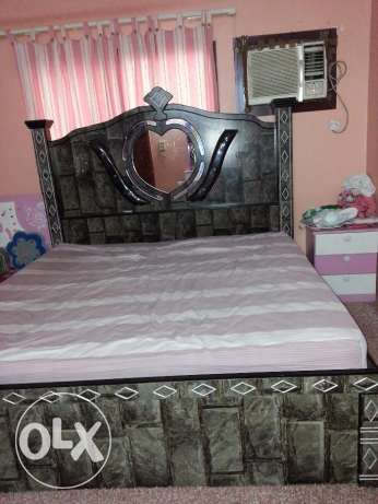 double bed with mattress الرياض -  1