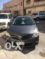 Toyota Corolla 2013 Model 56,000 Km only