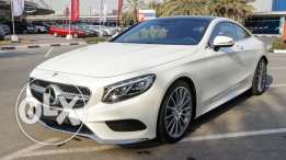 Mercedes-Benz S 400 Coupe 5 years warranty