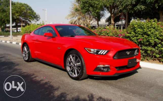 2017 # Ford Mustang # GT # PREMIUM + # 0 km # A/T#