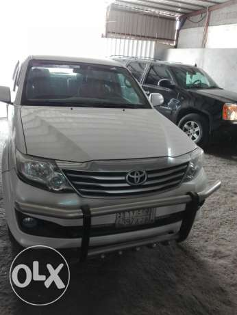 Sale single used good condition fortuner