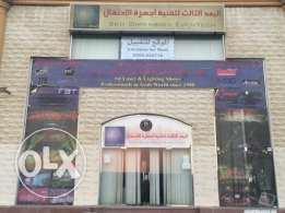 Company Location for Rent with Furniture and Facilities in Jeddah-KSA