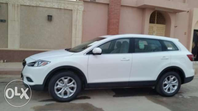 MAZDA CX9 (2 Wheel Drive), 2016, Automatic, 8670 KM, For SAR 84,000 الرياض -  3