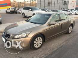 Honda Accord 2008, 169500KM, Agency Maintained Car-Excellent Condition