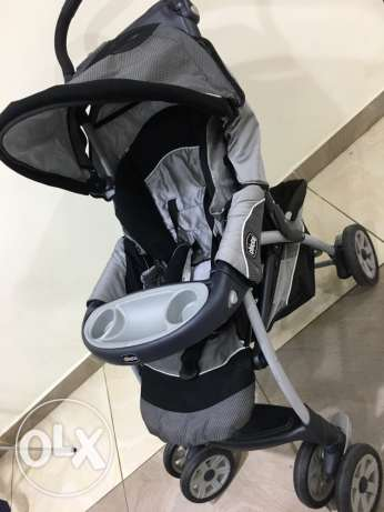 chicho Stroller and car seat