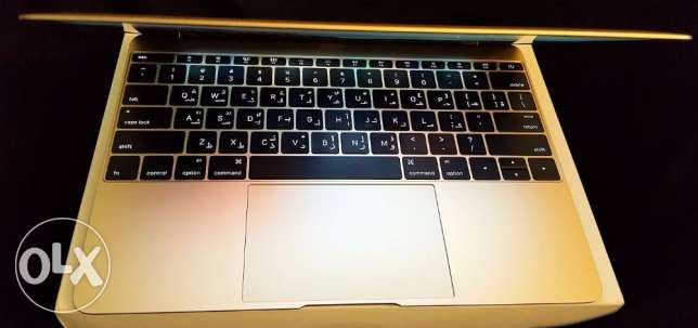MACBOOK NEW- Intel Core M Processor - Ram 8GB - SSD 256- Ultra Slim الرياض -  6
