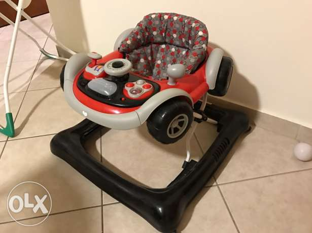 baby walker - Mother care brand