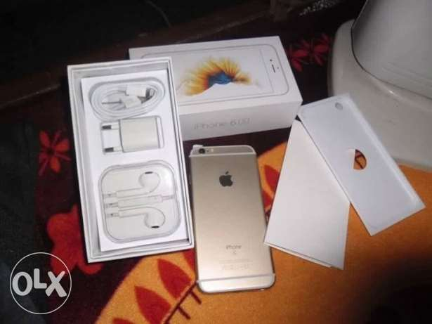 I phone 6s plus 64GB full box piece.. gud condition neat handset.