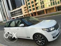 2016 Land Rover Range Rover Vouge HSE