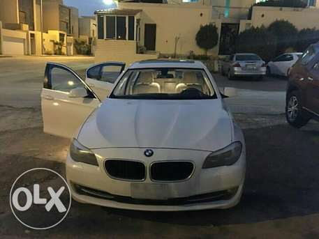 SAR 74000 / bmw 520i, 2013, automatic, 94000 KM, I would like to sell