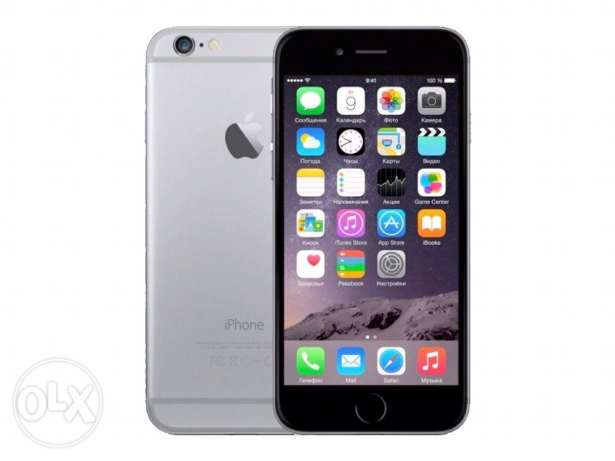 iPhone 6 64Gb with FaceTime good condition