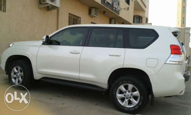 I would like to sell my Toyota land cruiser prado car الرياض -  6