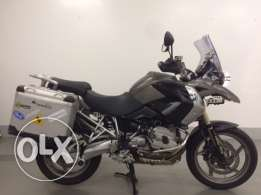 BMW R1200GS 2011 with lots of extras 5000km - Mohammed Yousuf Naghi