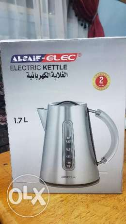 Brand new electric kettle