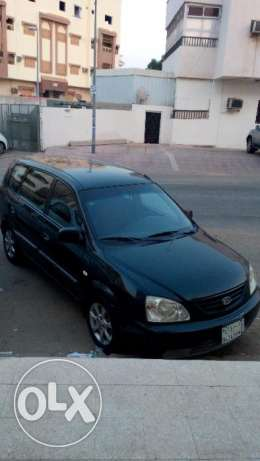 Kia carens 2004 model 7 seater