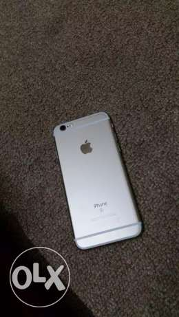 iPhone 6s golden color 128GB