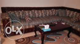 500 SAR used living room for sale