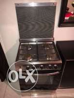 Gas Oven stainless steel - 55x55 cm