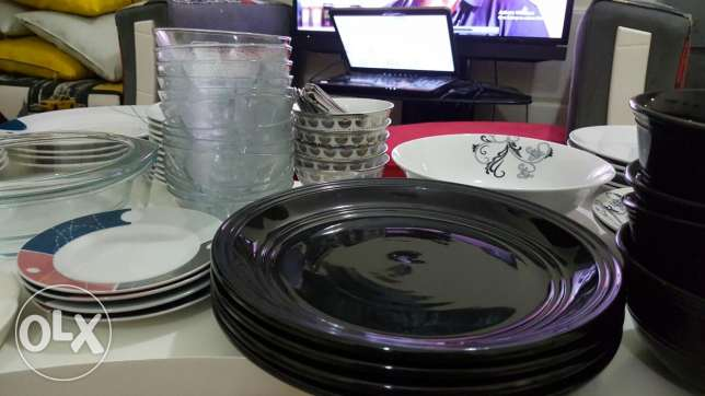 Cooking and dinner sets over 150 items جدة -  5