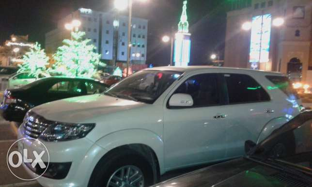 Fortuner 2015 model 4x4 for sale