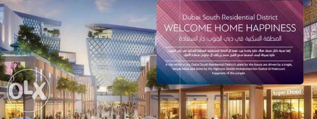 best deal for invest in dubai close to expo 2020 الغاط -  1