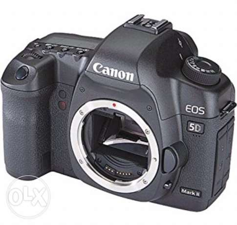 canon 5d mark ll only in Saudi Arabia