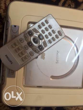 Phylips DVD-Player