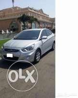 Hyundai   accent for sale 2011 new desinge good condition