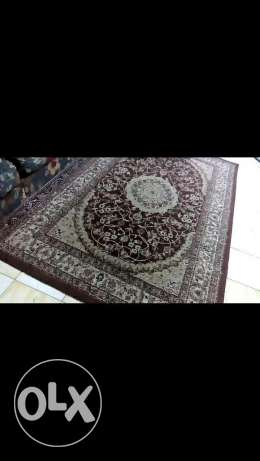 Selling carpet
