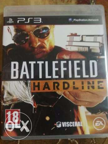 لعبة Battlefield Hardline ps3