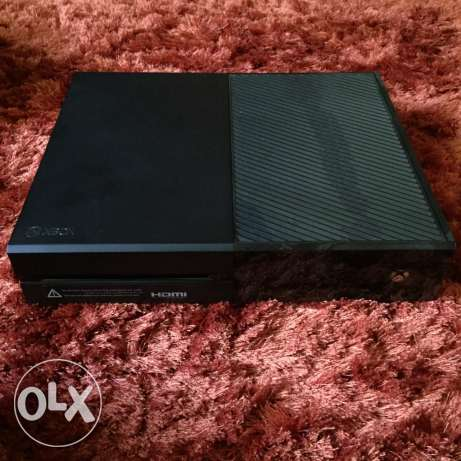 XBOX ONE ( second hand )
