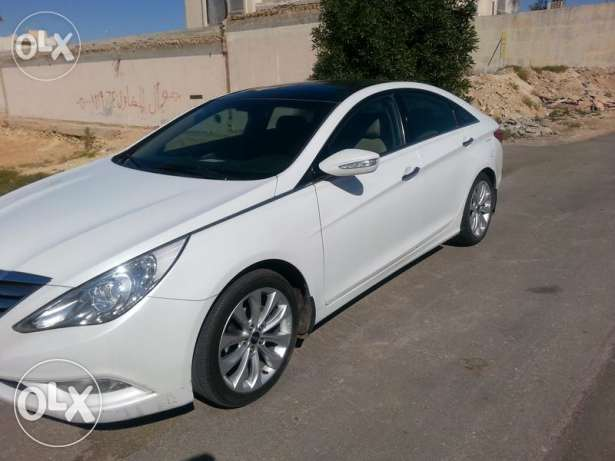 Hyundai Sonata 2011 full options