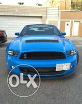 Ford Mustang 2013 Cabriolet