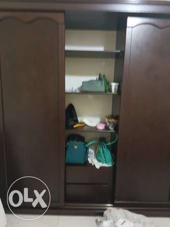 beautiful and huge sliding door cupboard جدة -  1