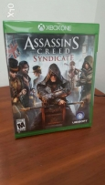 Xbox one - Assassin's Creed Syndicate - new