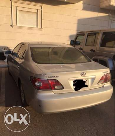 Lexus es300 in perfect condition only 10,000 SAR الرياض -  3