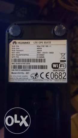 Huawei Router 4G Unlocked