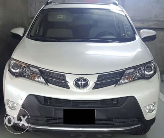 RAV 4 Automatic 4WD with Sunroof- (GL- 2013) - SR 62,000