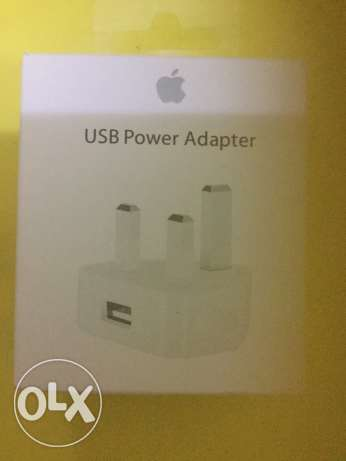 iPhone OEM home charger