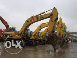 Excavators,Bulldozers,Shovels,Telehandlers.Dumpers,etc available on da