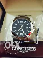 """Longines Conquest """"L3.676.4"""" brand new with original box and labe"""