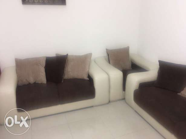 Very good condition Sofas for sitting area