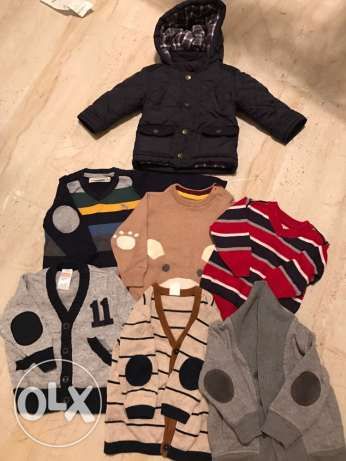baby boy winter clothes