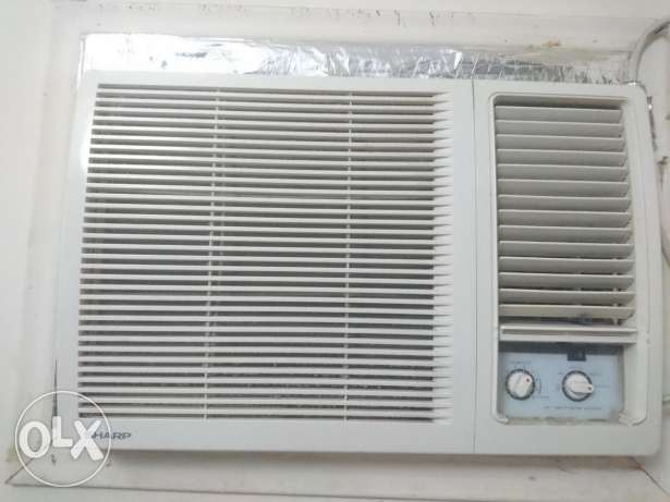 Sharp Window AC