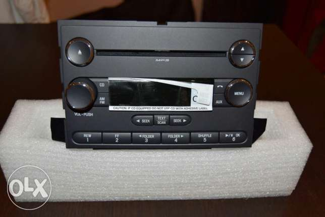 Ford Expedition Sync/MP3/CD. I never used it. NEW!! 07-2013