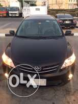 For Sale TOYOTA COROLLA 2011 Automatic, 1800 CC, Full Option, Excellen