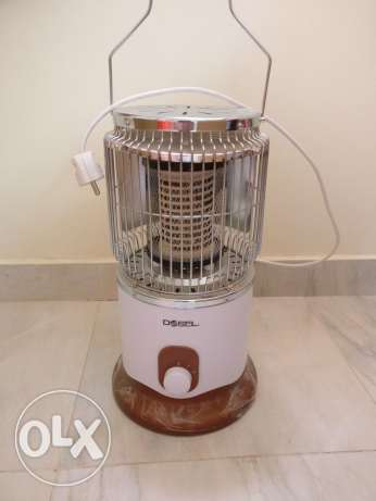 Dosel heater
