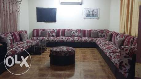 SR 20,000 / year - 3 Room Spacious Family Apartment