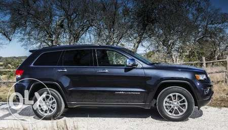 2014 Grand Cherokee Limited in Excellent Condition